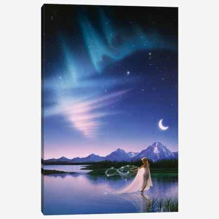 Sea Of Dreams Canvas Print #KRE92} by Kirk Reinert Canvas Wall Art