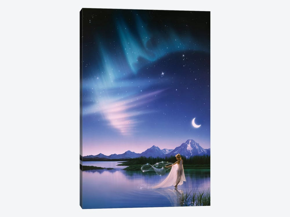 Sea Of Dreams by Kirk Reinert 1-piece Canvas Art Print