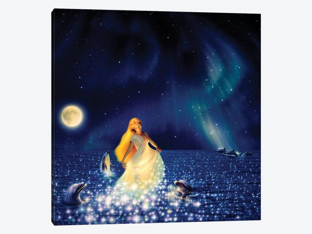 Sea Of Stars by Kirk Reinert 1-piece Canvas Art