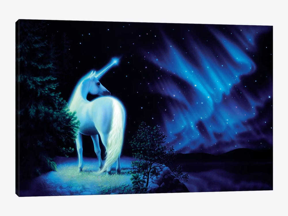 Silent Night by Kirk Reinert 1-piece Canvas Art