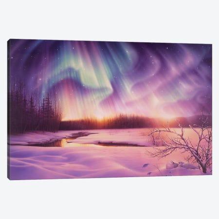 Beyond Splendor Canvas Print #KRE9} by Kirk Reinert Canvas Art Print