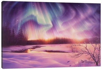Beyond Splendor Canvas Art Print