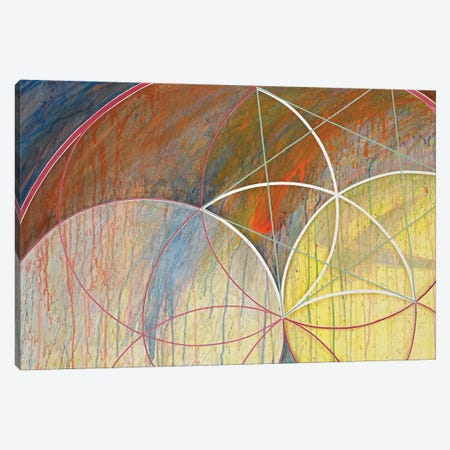 Event Horizon Canvas Print #KRI13} by Kristin Reed Canvas Wall Art