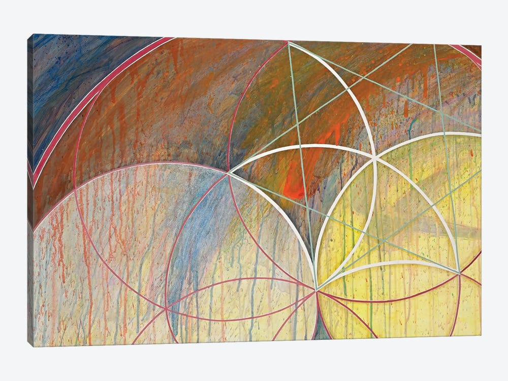 Event Horizon by Kristin Reed 1-piece Canvas Art