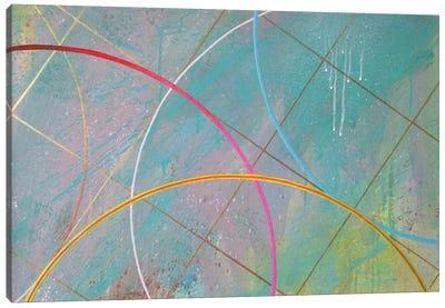 Gravity Suite II Canvas Art Print