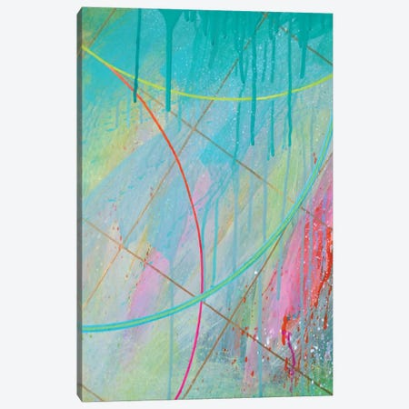 Gravity Suite III Canvas Print #KRI16} by Kristin Reed Art Print