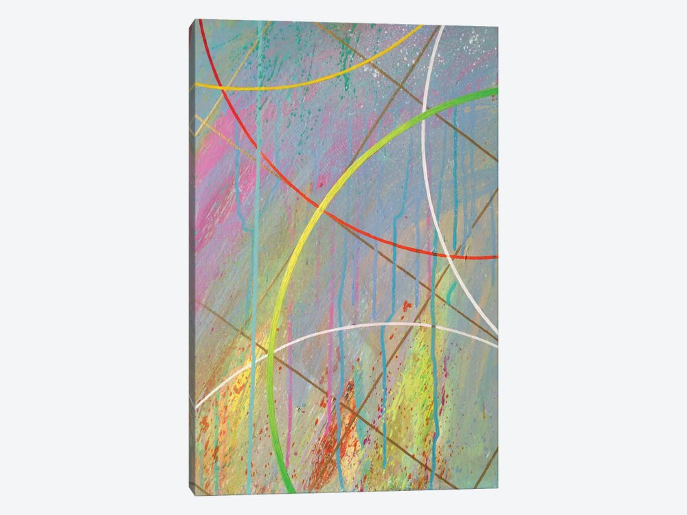 Gravity Suite IV by Kristin Reed 1-piece Canvas Artwork
