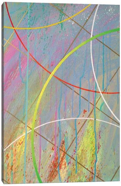 Gravity Suite IV Canvas Art Print