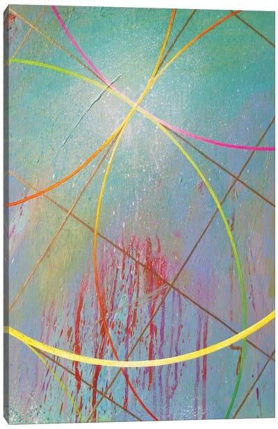 Gravity Suite V Canvas Art Print