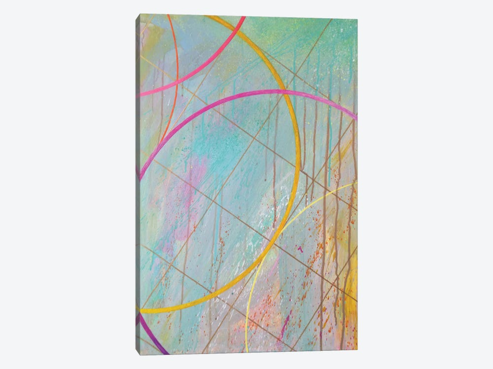 Gravity Suite VI by Kristin Reed 1-piece Canvas Wall Art