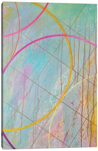 Gravity Suite VI Canvas Art Print