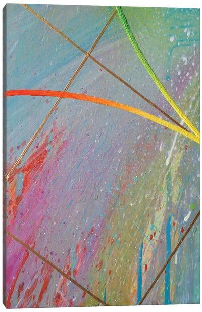 Gravity Suite VII Canvas Art Print