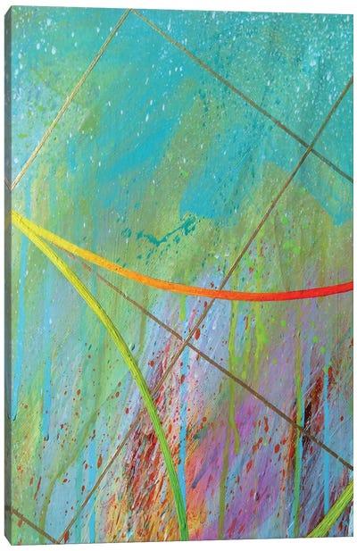 Gravity Suite VIII Canvas Art Print