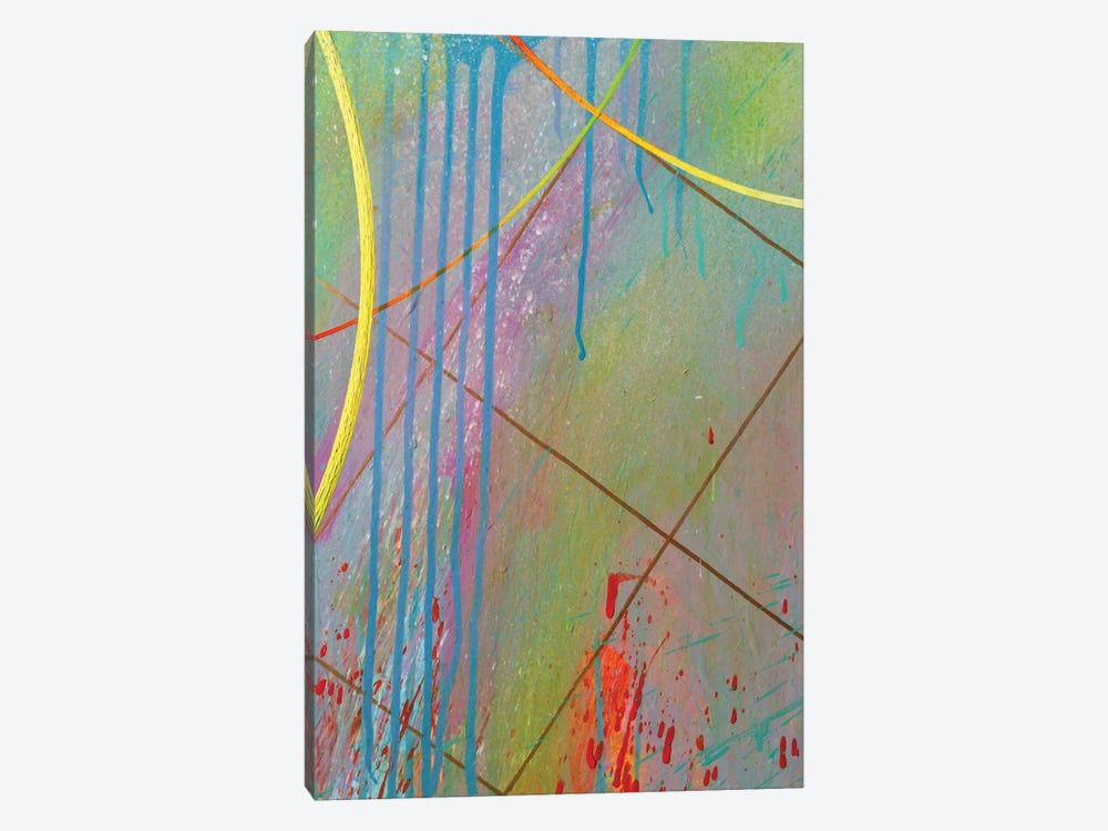Gravity Suite IX by Kristin Reed 1-piece Canvas Wall Art