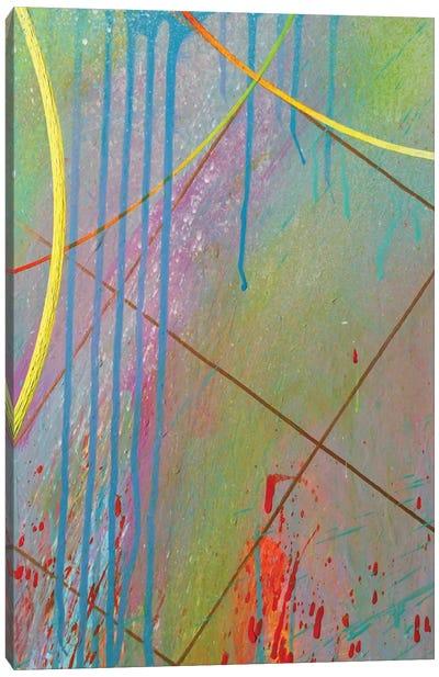 Gravity Suite IX Canvas Art Print