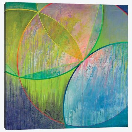 Moon Halo Canvas Print #KRI27} by Kristin Reed Canvas Art