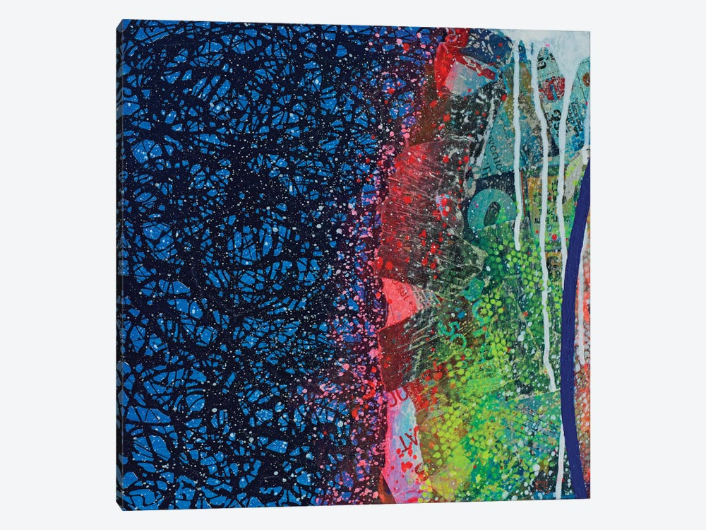 Crust by Kristin Reed 1-piece Canvas Art Print