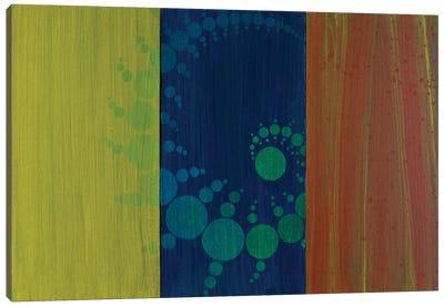 Reflections On A Season Canvas Art Print