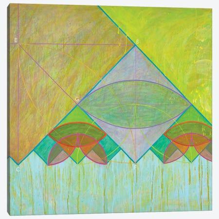 Spin Angular Momentum Canvas Print #KRI33} by Kristin Reed Canvas Artwork