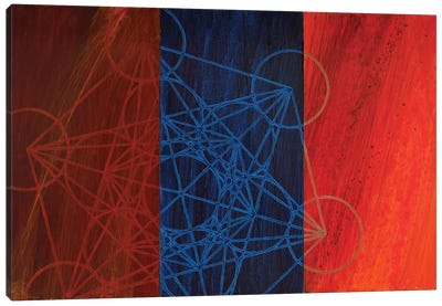 The Emergence Of Metatron Canvas Print #KRI38