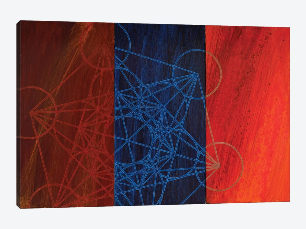 The Emergence Of Metatron by Kristin Reed 1-piece Art Print