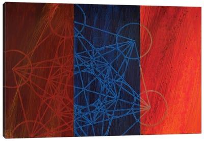 The Emergence Of Metatron Canvas Art Print
