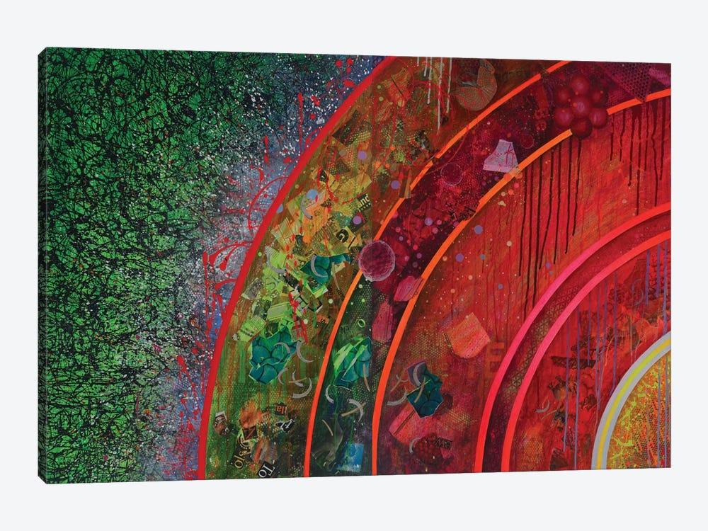 Extinction by Kristin Reed 1-piece Canvas Art