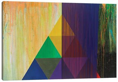 Veil Canvas Art Print
