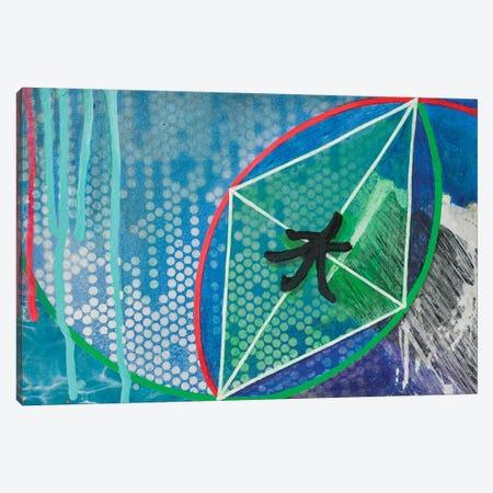 Water Canvas Print #KRI46} by Kristin Reed Canvas Wall Art