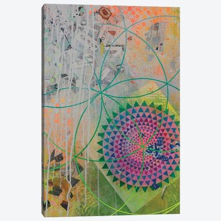 A Strategy Emerges Canvas Print #KRI48} by Kristin Reed Canvas Art Print