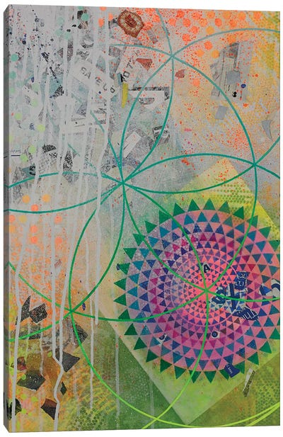 A Strategy Emerges Canvas Art Print