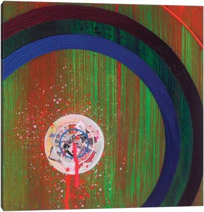 Inner Core Canvas Art Print
