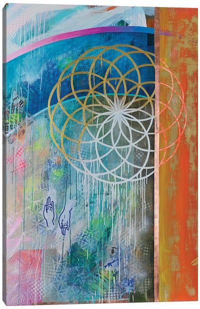 Oort Cloud II Canvas Art Print