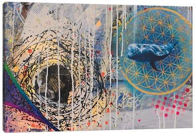 Requiem For A Lost Species Canvas Art Print