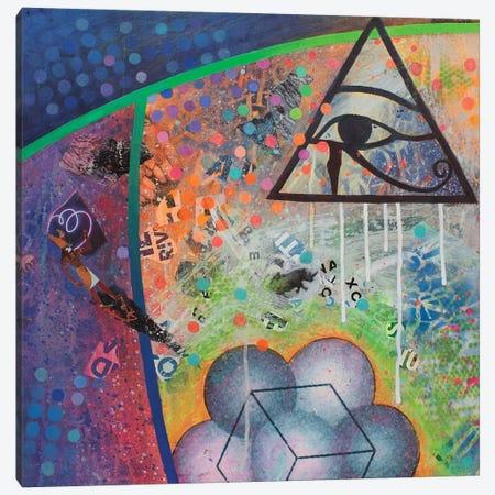 Tears Of Horus Canvas Print #KRI58} by Kristin Reed Canvas Art