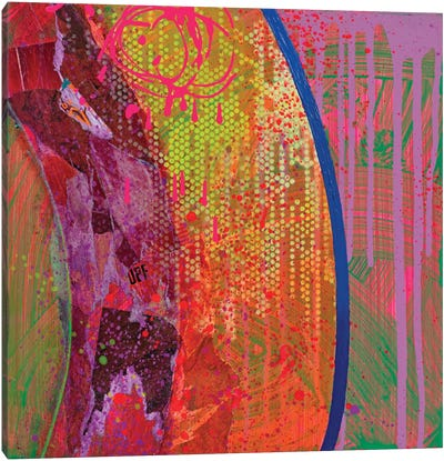 Outer Core Canvas Art Print