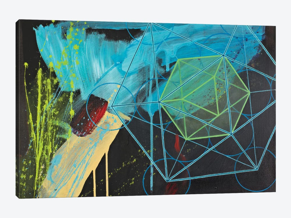 Stasis by Kristin Reed 1-piece Canvas Art