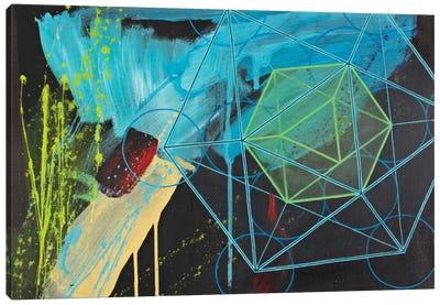 Stasis Canvas Art Print