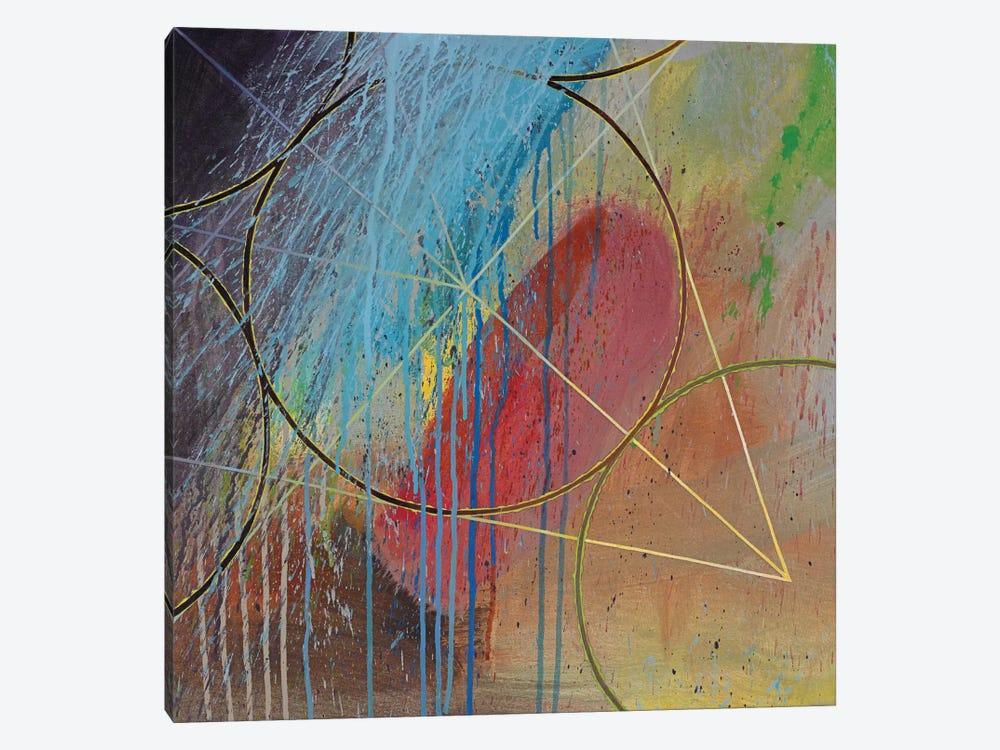 Dark Matter by Kristin Reed 1-piece Canvas Art