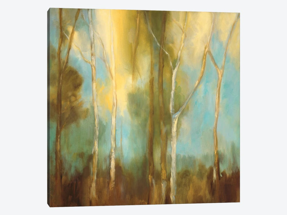 Bare Trees I by Kristi Mitchell 1-piece Canvas Art