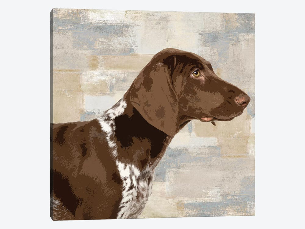 Pointer by Keri Rodgers 1-piece Canvas Artwork