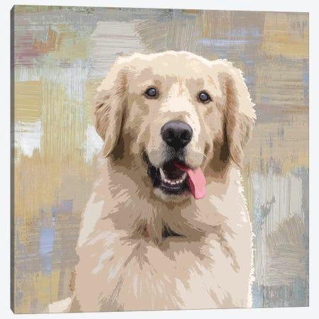 Golden Retriever Canvas Print #KRO7} by Keri Rodgers Canvas Art