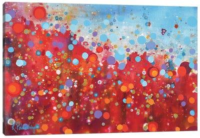 Fireflies Canvas Art Print