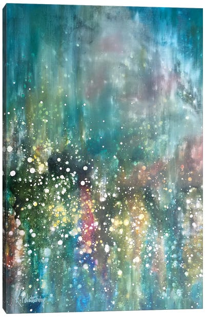 In Rainbows Canvas Art Print