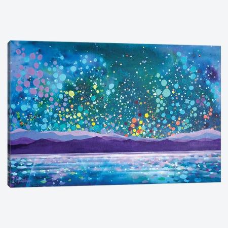 Lake Tahoe Canvas Print #KRP14} by Kristen Pobatschnig Canvas Art