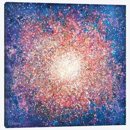 Messier 15 Canvas Print #KRP15} by Kristen Pobatschnig Canvas Artwork