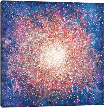 Messier 15 Canvas Art Print
