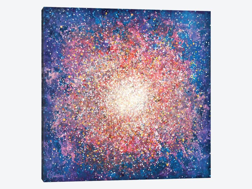 Messier 15 by Kristen Pobatschnig 1-piece Canvas Art Print