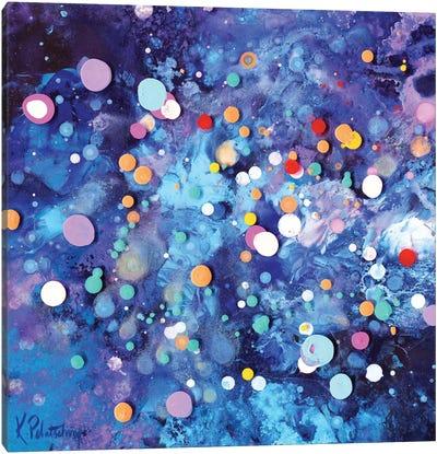 Purple Skies Canvas Art Print