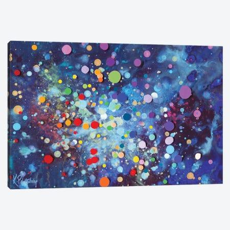 Rainbow Canvas Print #KRP20} by Kristen Pobatschnig Canvas Art